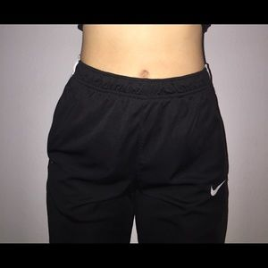 Dri-fit Nike sweats. Adjustable waist band.